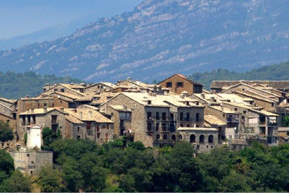 Aínsa-Sobrarbe se convierte en Capital del Turismo Rural 2018