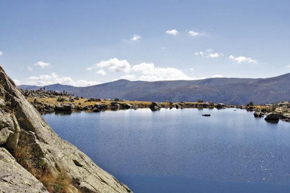 Ruta a las Lagunas de Peñalara en Madrid