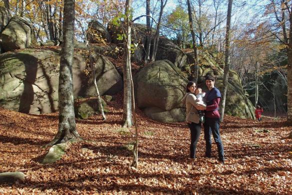 Excursión a las Rocas Encantadas en La Garrotxa