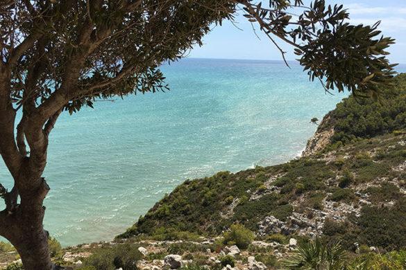 Sierra de Irta, un paraíso salvaje en la costa mediterránea