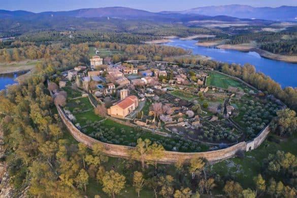 Granadilla, el pueblo expropiado al que sus habitantes quieren volver