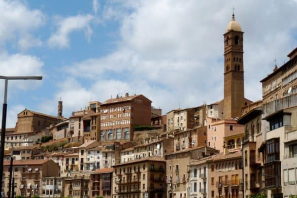 Algunos de los pueblos más antiguos de España