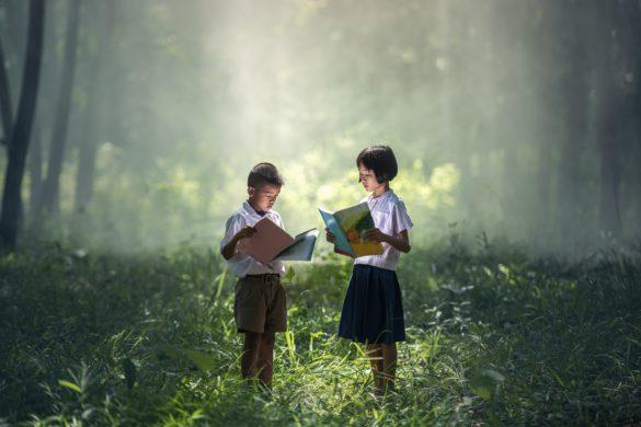 Cómo al leer se activa nuestro cerebro como si todo fuera real