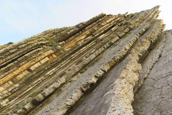 Flysch, los acantilados que recogen la Historia de la Tierra