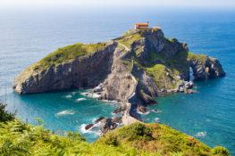 10 curiosidades de San Juan de Gaztelugatxe