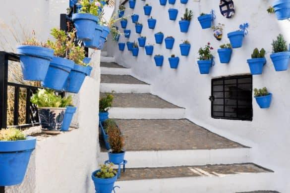 El Festival de los Balcones de Iznájar (Córdoba) desde casa