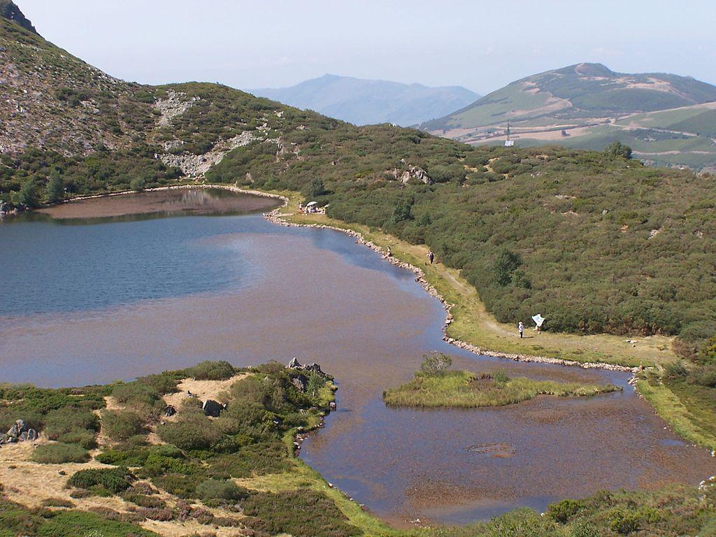rutas para ir con tu perro en Asturias