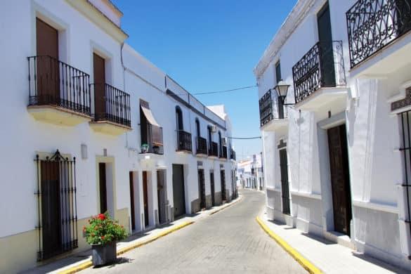 Olivenza, el pueblo de Badajoz con doble nacionalidad