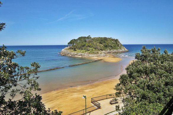 Garraitz, la isla paradisiaca del País Vasco que esconde un tesoro