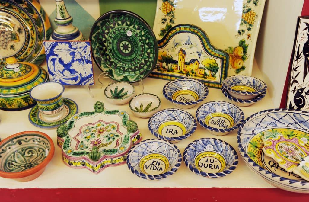 cerámica de Triana