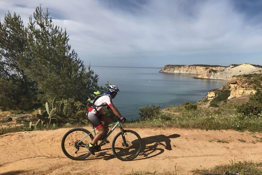 Ruta en bicicleta por Portugal