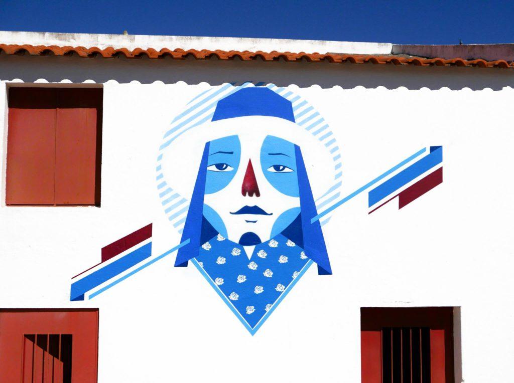 Obra de Menau en Algarve.
