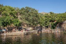 Las piscinas naturales del valle de Ambroz (Cáceres)