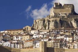Ruta por los castillos medievales en El Maestrazgo