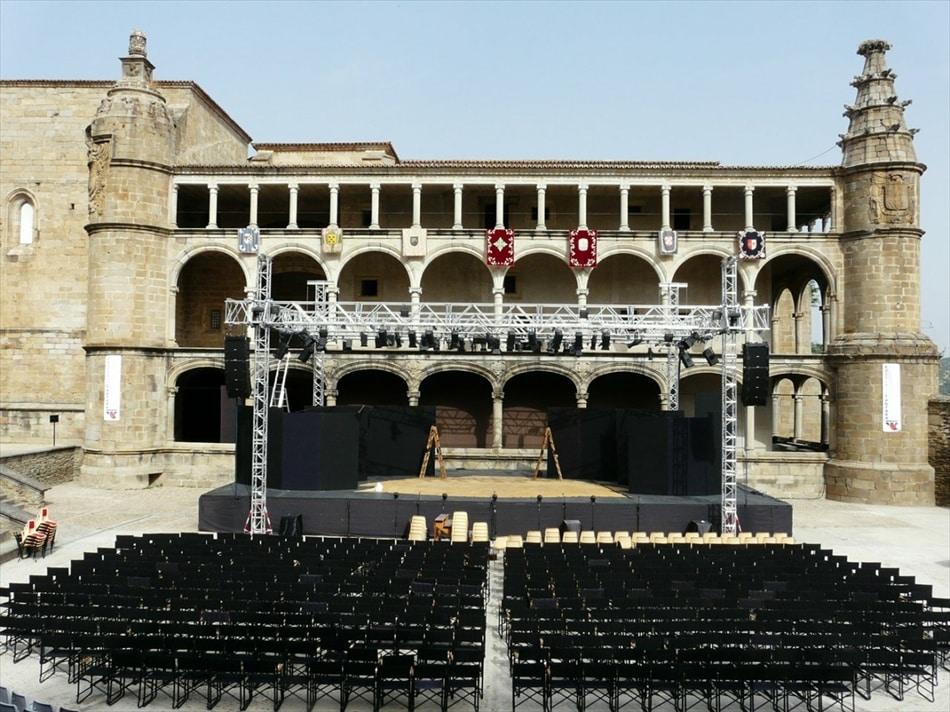 Festival de Teatro Clásico.