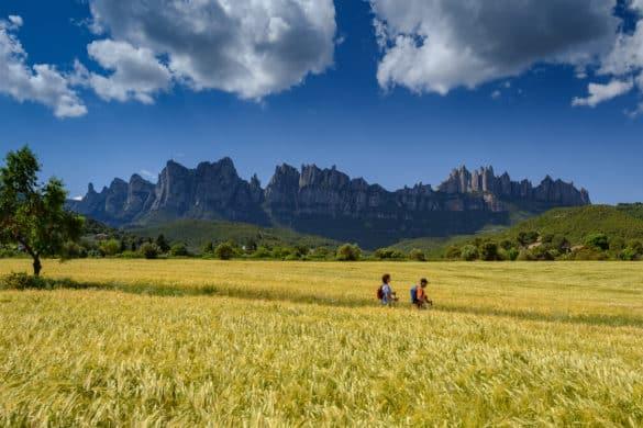 10 fotos para desear ir a Montserrat