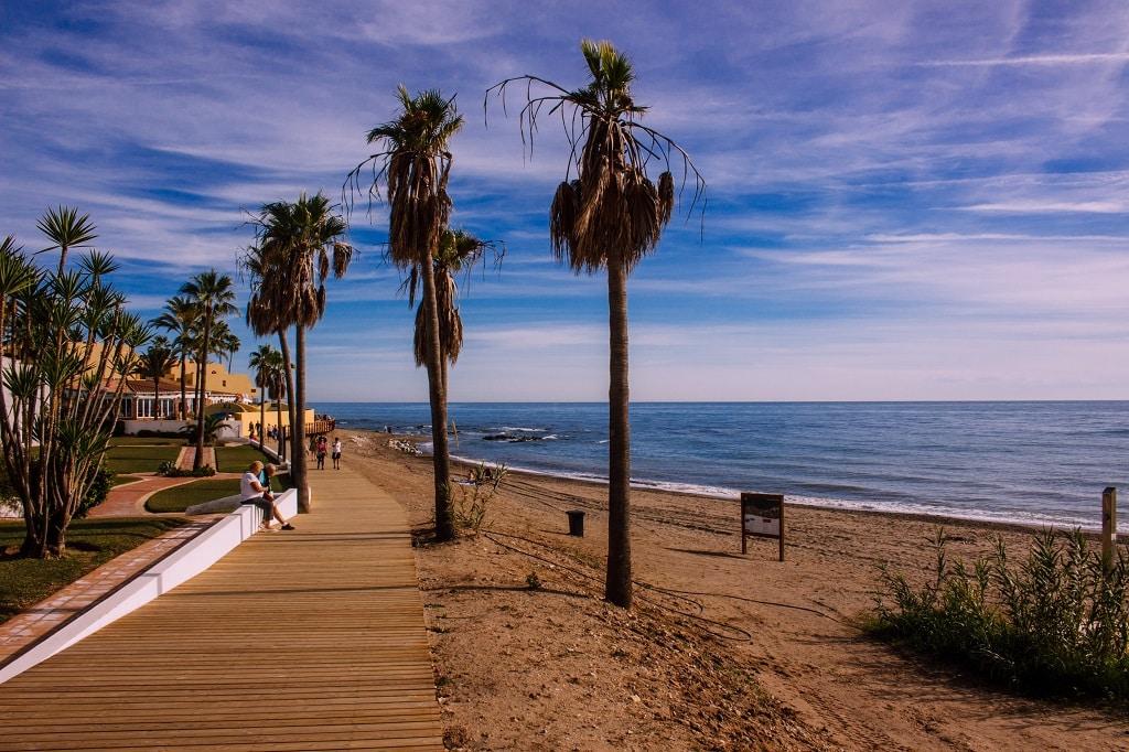 Playa Calahonda, Mijas