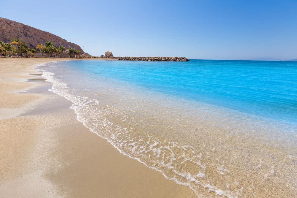 Playa de Aguilas