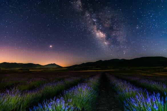 Siete lugares perfectos para ver las estrellas en España