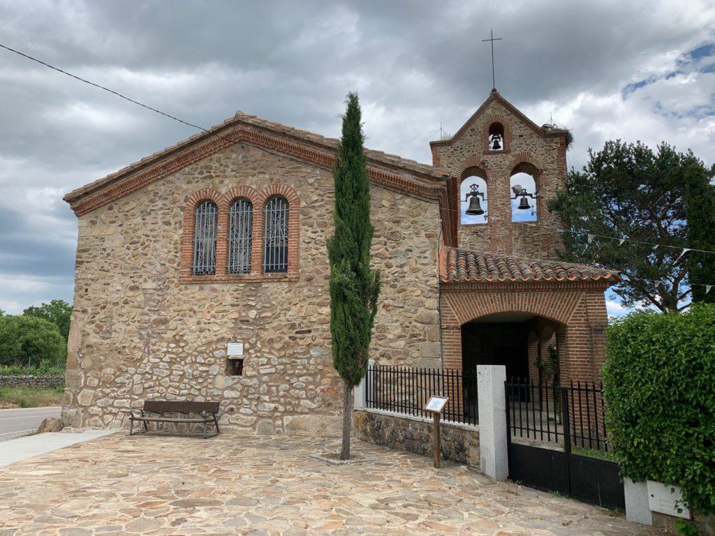 Chorrera de San Mamés en Madrid