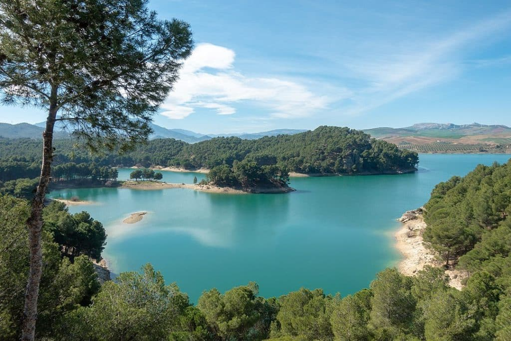 Embalse de Guadalhorce, Málaga
