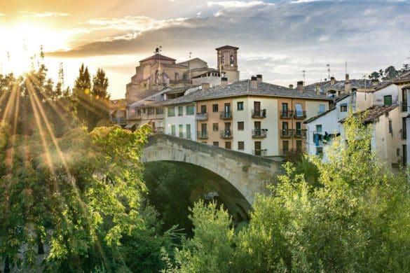 Estella, el pueblo medieval escondido en Navarra