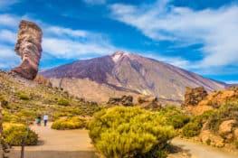 El Teide: el sanatorio del S. XIX