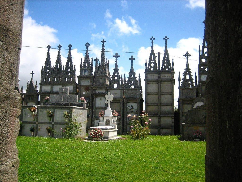 Cementerio de Goiriz (Vilalba)