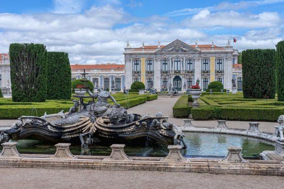 5 escenarios de cuento de hadas en Portugal