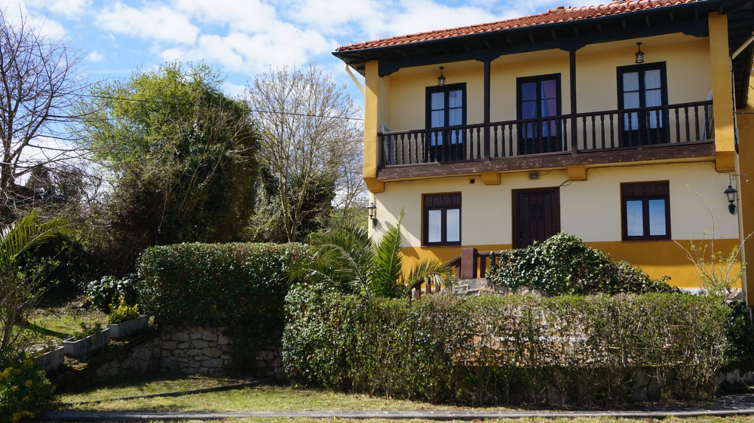 Las Calderas, alojamiento Cantabria