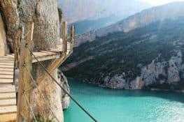 Rutas espectaculares por desfiladeros en España