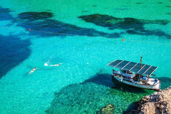 7 playas paradisíacas en Formentera