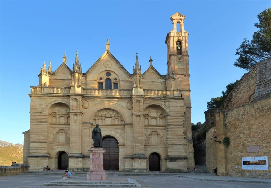 Real Colegiata de Santa María la Mayor, Antequera