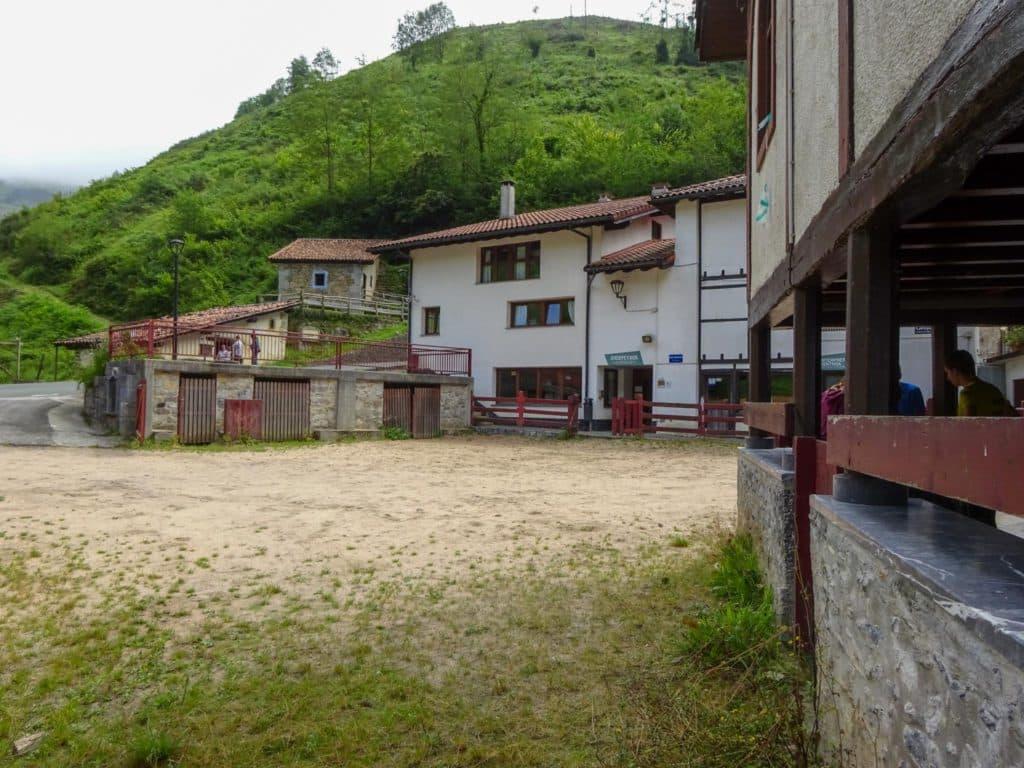 Plaza de toros de Lastur, Debabarrena
