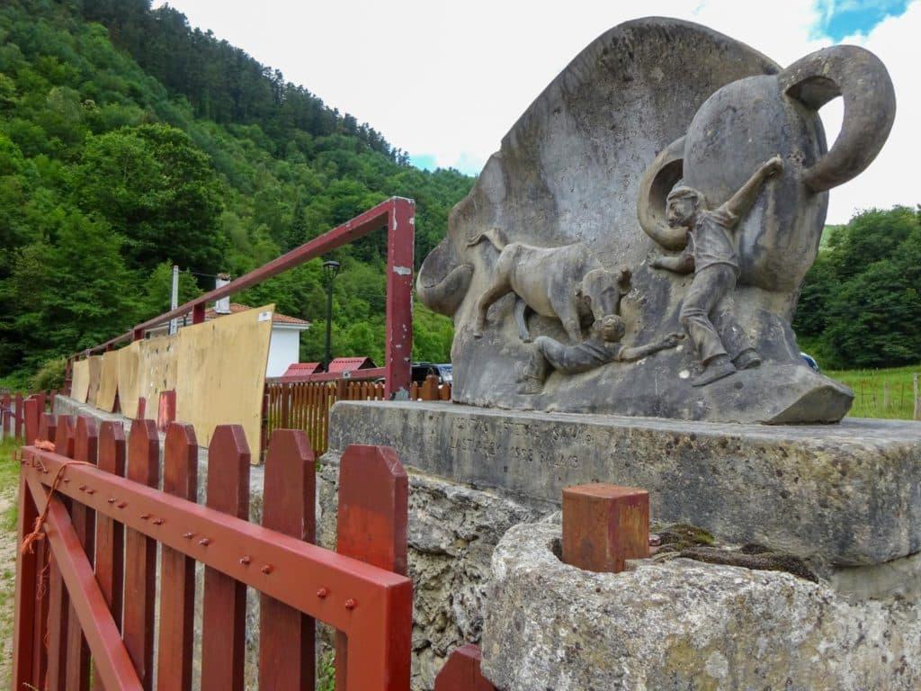 Piedra de Lastur, Debabarrena
