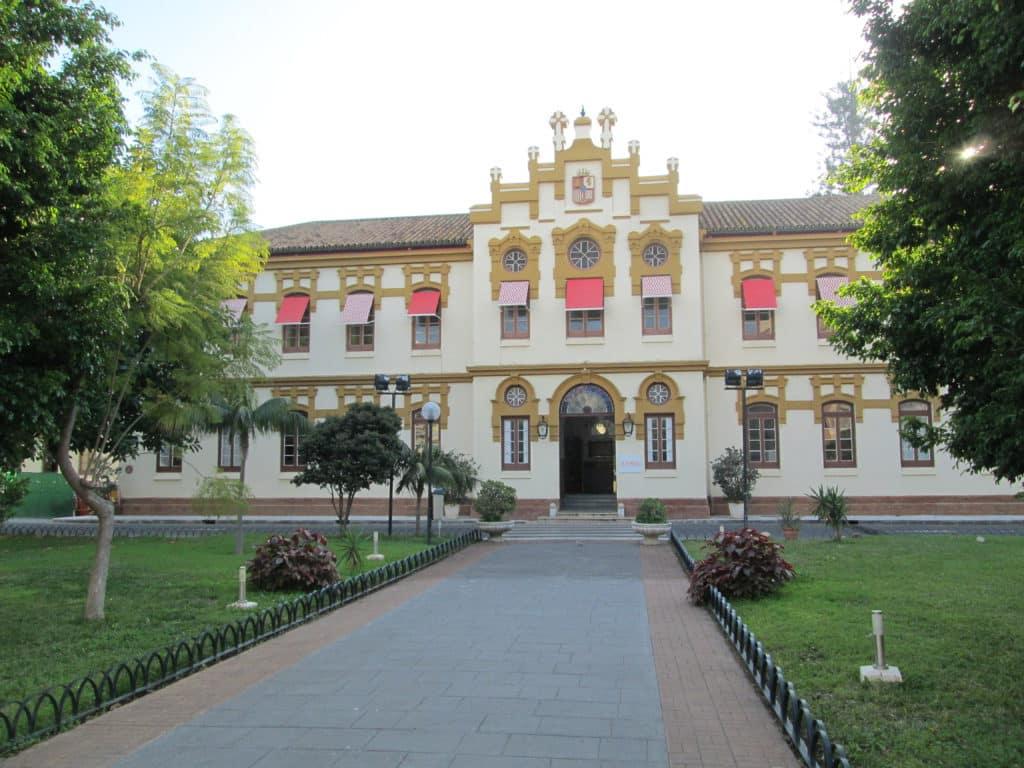 Centro Cultural La Térmica de Málaga