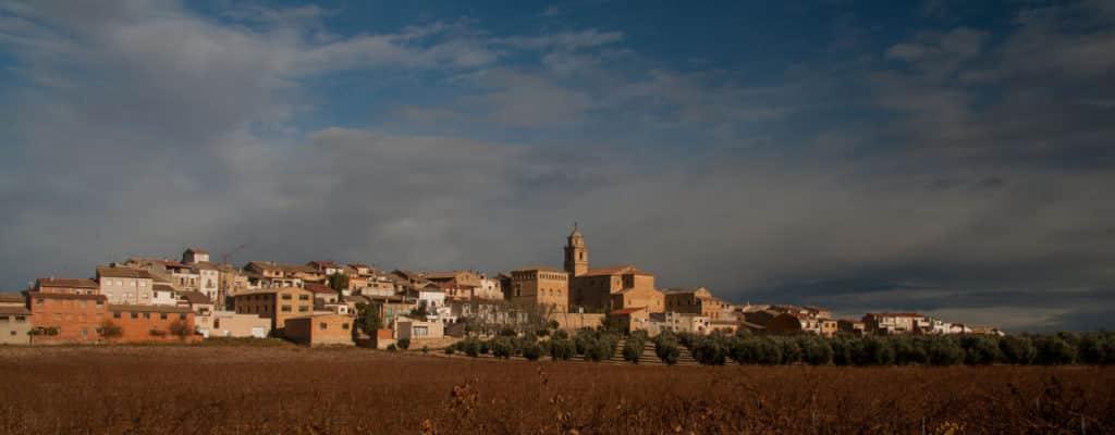 Pueblo de Arnes