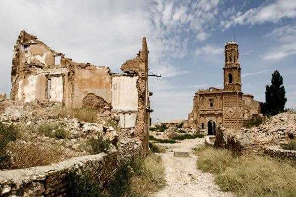 ¿Qué hechos históricos ocurrieron en estos lugares?