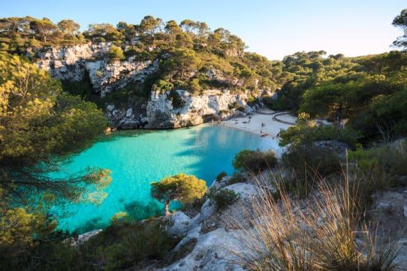 22 playas paradisíacas en España