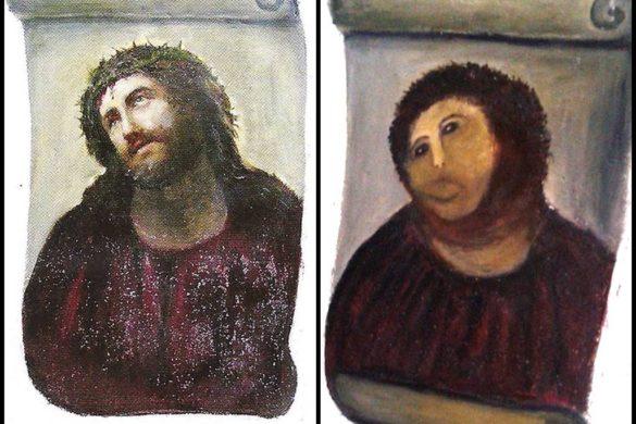 El Ecce Homo de Borja se vende al museo del Louvre