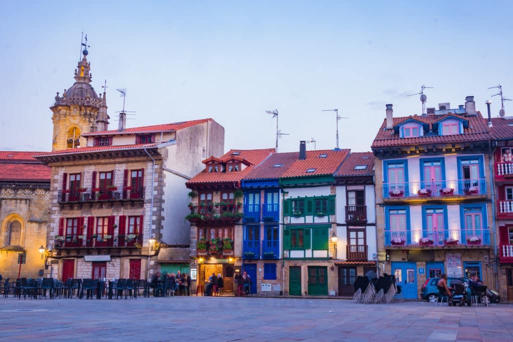 Hondarribia (Fuenterrrabía), Basque Country, Spain