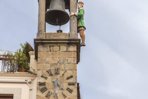 Plasencia, la ciudad medieval en la que el abuelo da las campanadas