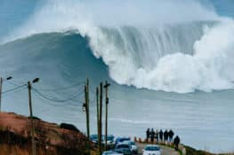 Un recorrido para los amantes del surf por Portugal