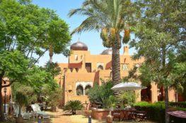 Un palacio árabe para dormir como un sultán