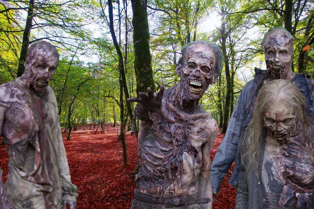 Irati con zombies