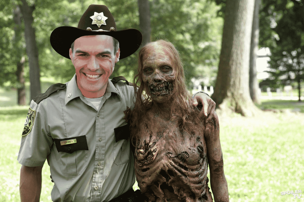 The Walking Dead en España