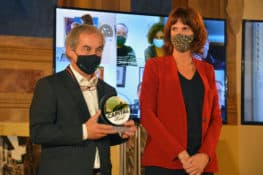 Potes acoge la entrega de los Galardones de la Capital del Turismo Rural 2020