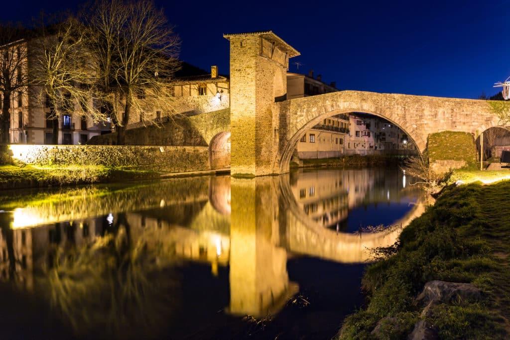 puente viejo de Balmaseda
