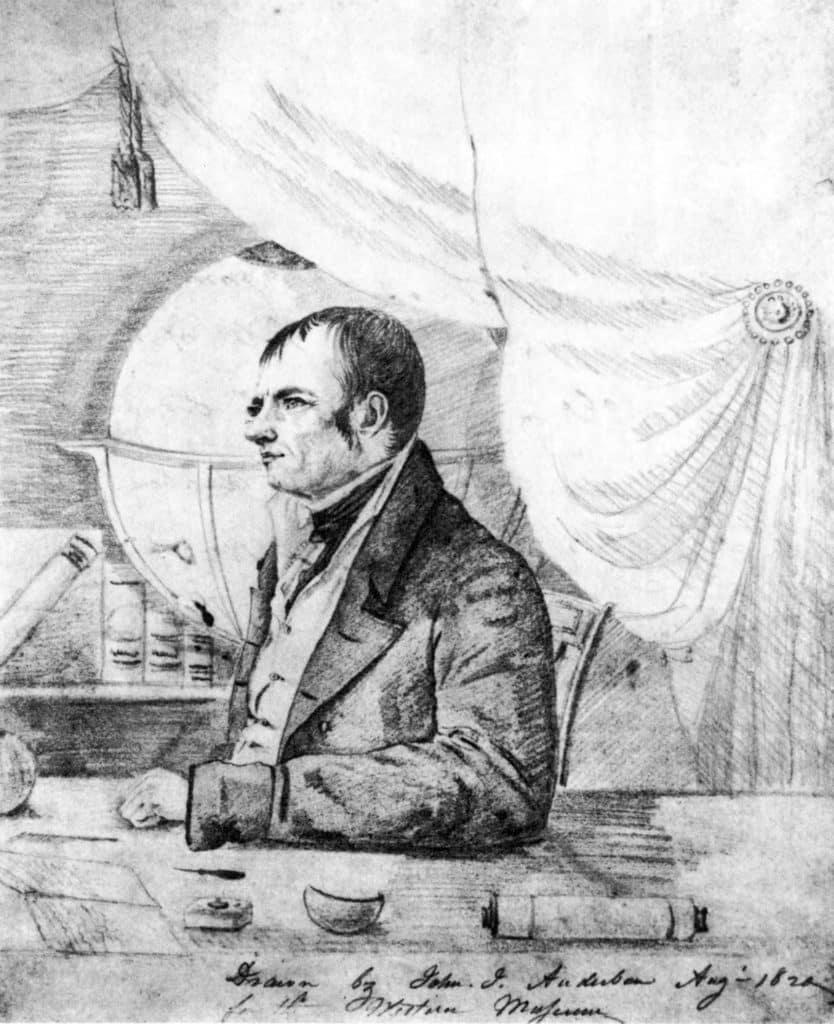 John Cleves Symmes, quien quiso explorar el centro de la Tierra