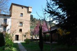 Torre d´Ogern: la casa rural donde se alojó el rey de Aragón